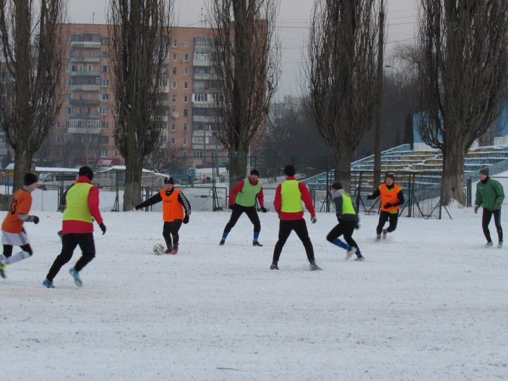 Нарада для учасників зимового чемпіонату району відбудеться в понеділок