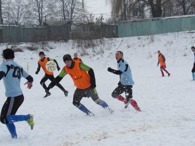 Зимовий чемпіонат стартував1