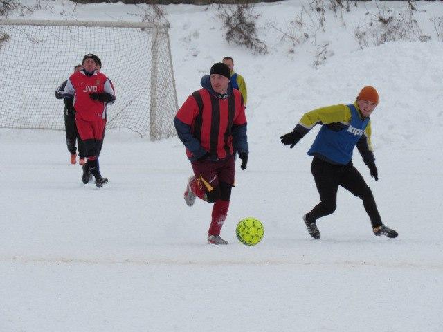 Анонс 4 туру зимового чемпіонату району