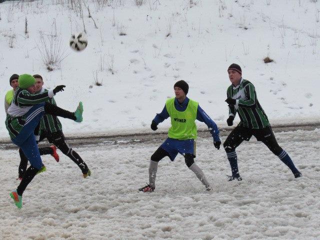 Анонс 5 туру зимового чемпіонату району