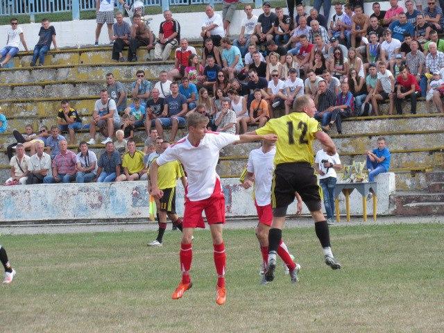 Час початку матчів 1-8 фіналу Кубка району