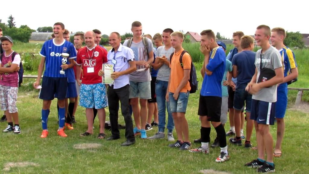 Юнаки з Городка – найкращі на «Кустинській юності»