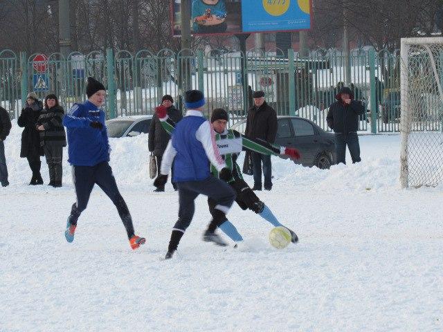 Розпочався прийом заявок команд на участь в зимовому чемпіонаті району
