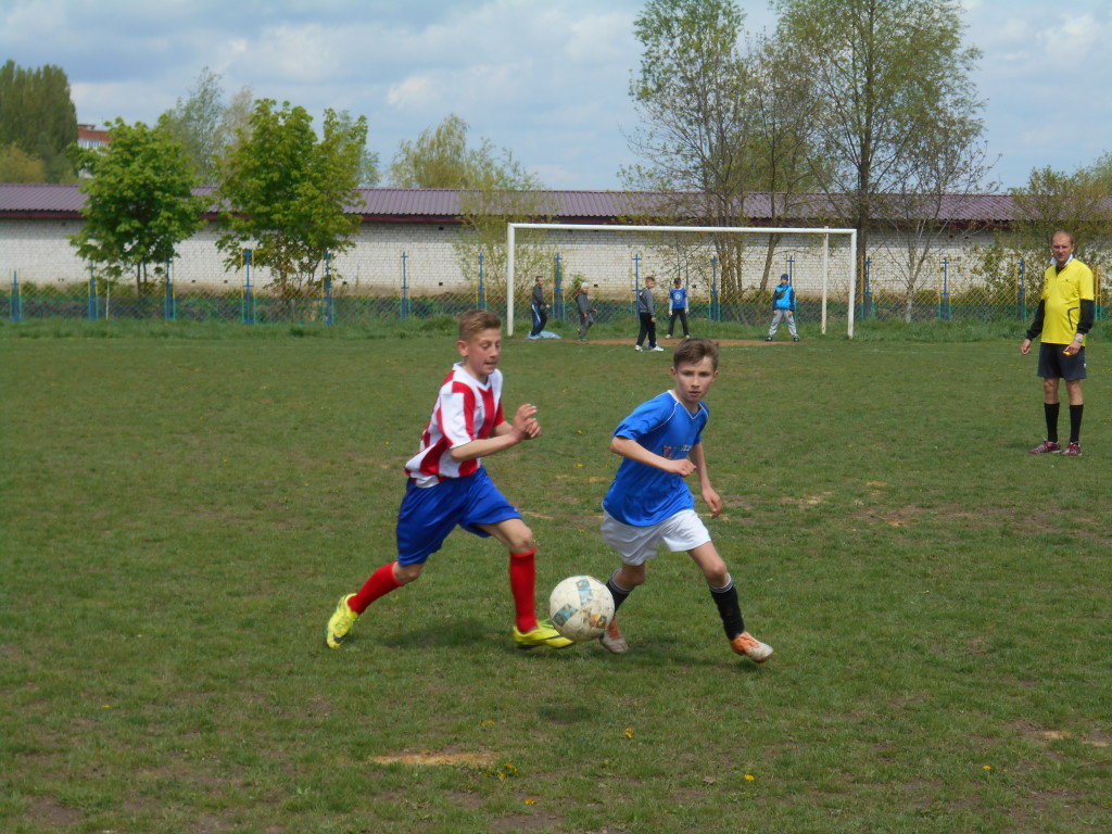 «Квасилівська весна» юні футбольні таланти змагалися на центральному стадіоні2